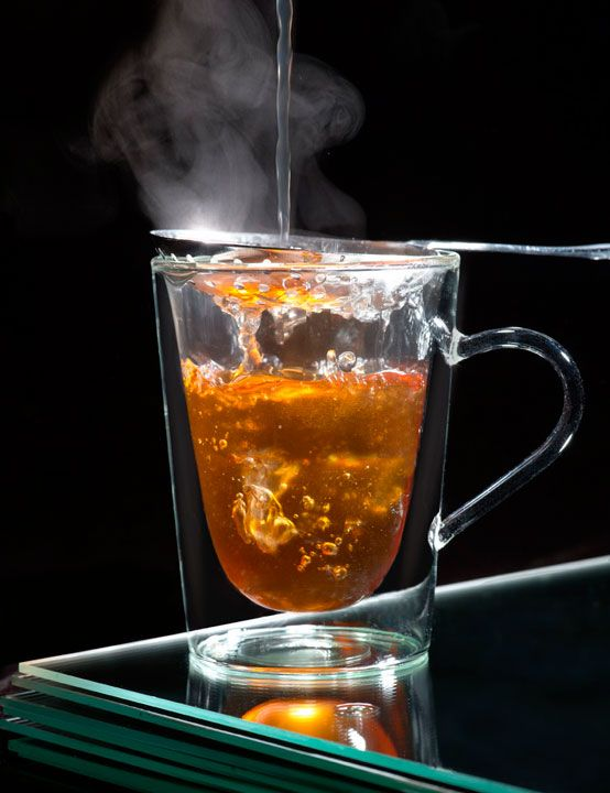 Hot Spiced Ginger Rum... this would be even better with Deco's Ginger ...