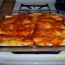 Angela's Awesome Enchiladas | Recipe
