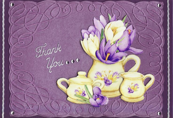3D 'Thank You' Card | Tassie Scrapangel - Thankyou | Pinterest