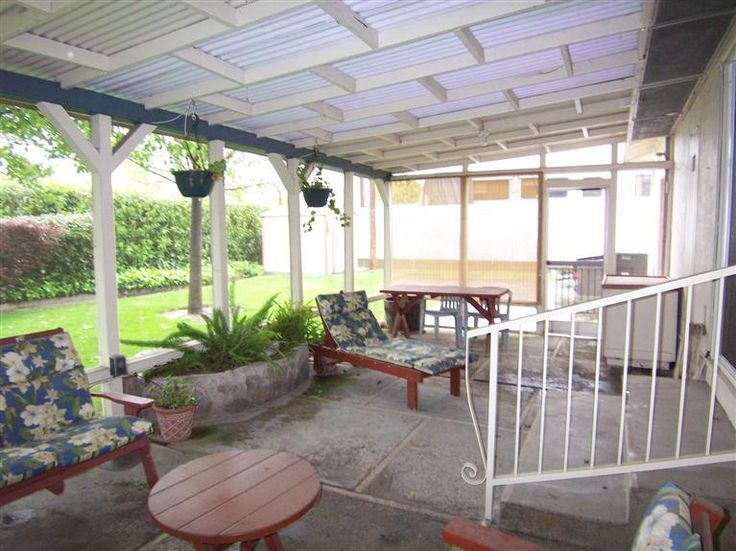 Roof Material Screen Porch Ideas Pinterest