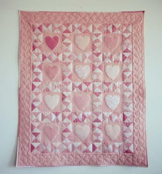 Quilt pattern. Knitting Pinterest