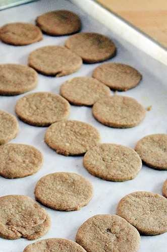 Homemade biscoff cookies! | My favourite deserts | Pinterest