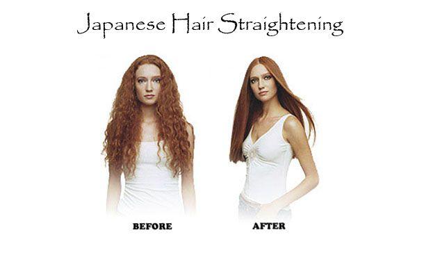 Japanese Hair Straightening Hairstylegalleries Com