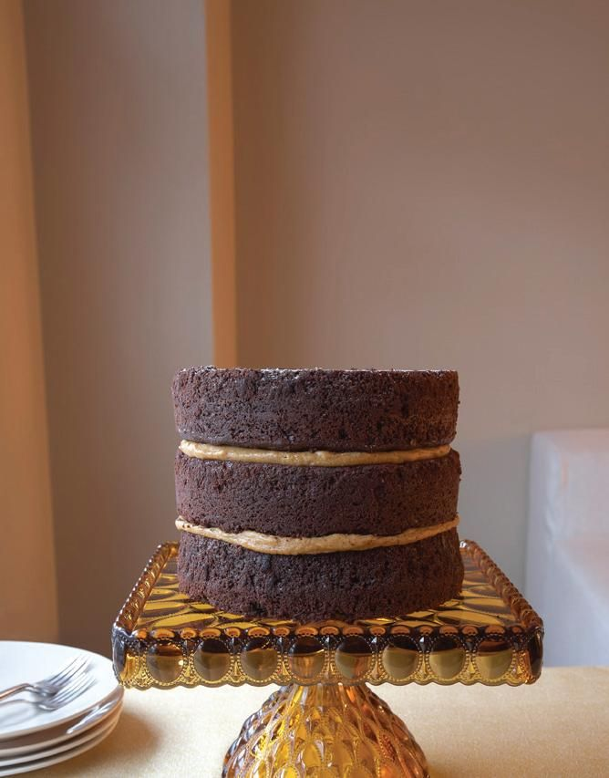 Mile-High Chocolate Cake | Let Them Eat Cake | Pinterest