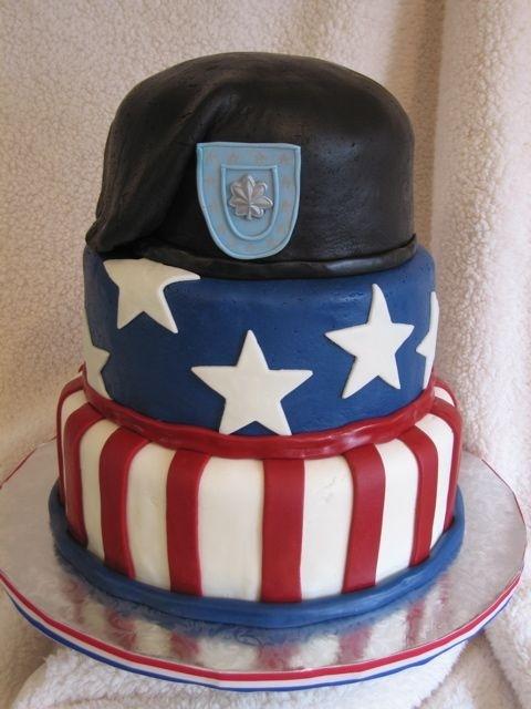 Promotion Cake Ideas Colonel Promotion Cake Idea