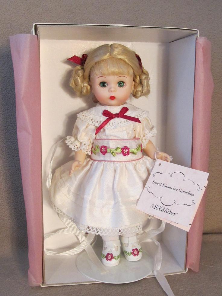 "Madame Alexander 8"" Wendy ""Sweet Kisses for Grandma"" 2003 | eBay"