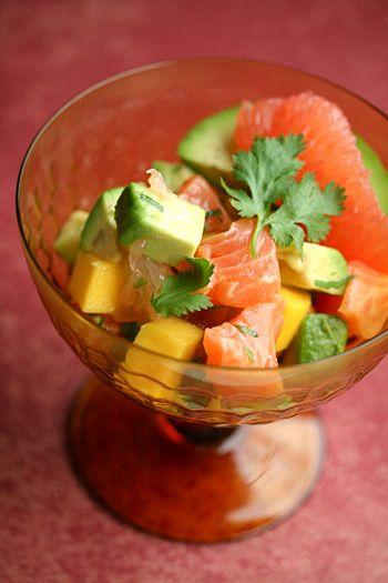 Salmon Ceviche   Recipes   Pinterest