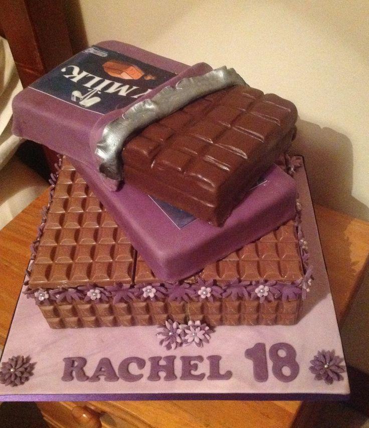 Cadbury Chocolate Cake Images : Cadburys chocolate cake cadbury cakes Pinterest