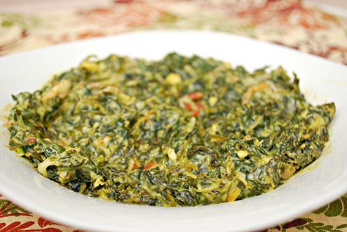 Creamed Spinach & Bacon | Side Dishes | Pinterest