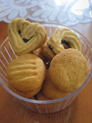 Donna Hay's shortbread cookies | Nom Nom Nom | Pinterest