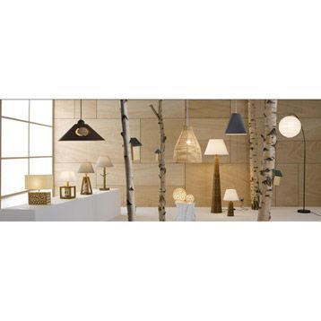 Luminaires suspensions nature zen pinterest - Suspension luminaire ikea ...