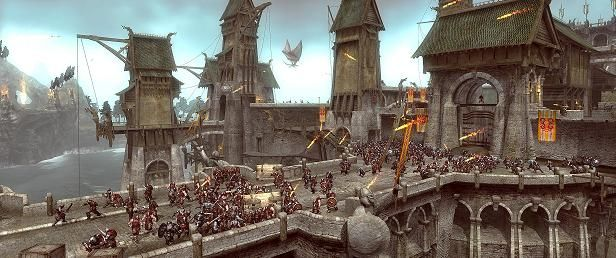 Present video game viking battle for asgard sega 2012