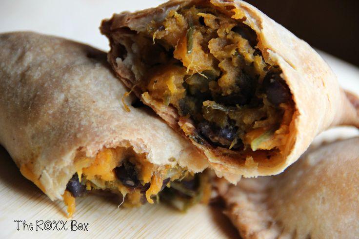 Chipotle Black Bean And Sweet Potato Empanada Recipes ...