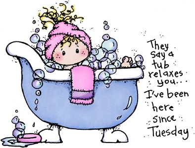 Tuesday Bathing Beauty