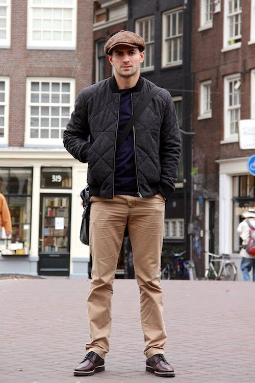 Amsterdam Street Style General Man Candy Pinterest