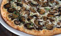 Wild Mushroom Pizza - California Pizza Kitchen - Cremini, Shiitake ...