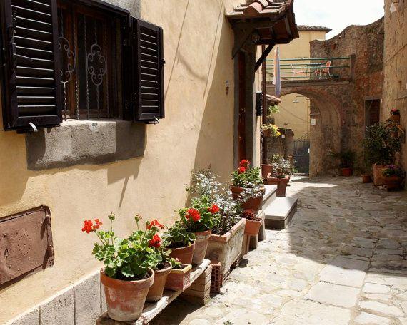 Tuscan Backyard Decor : Tuscany Print  Italy Photography  Tuscan Decor  Italian Photograph