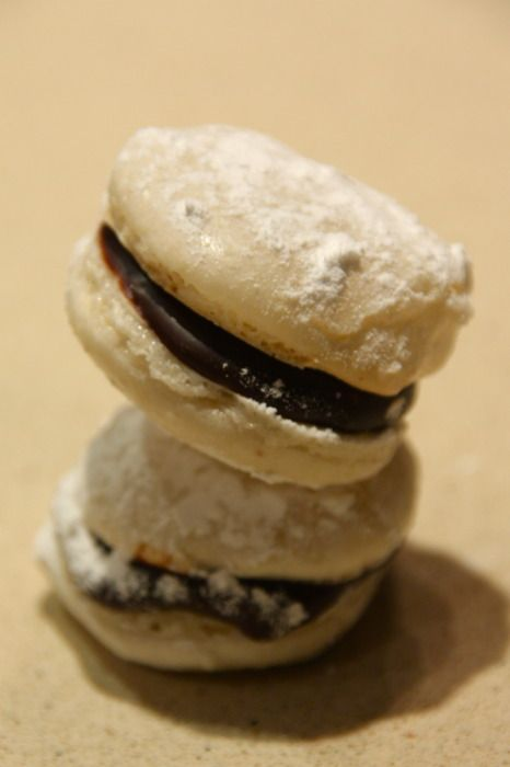 Parisian macaroons | #Macaroon #magic# | Pinterest