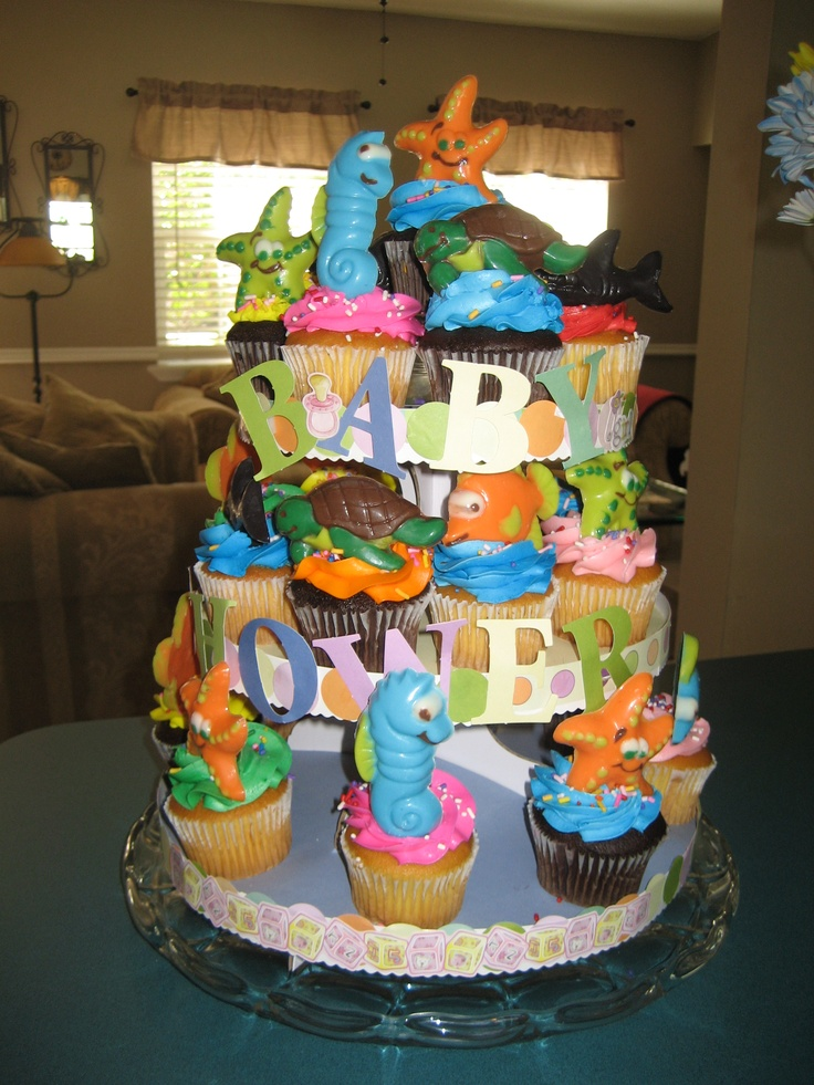 finding nemo baby shower theme food pinterest