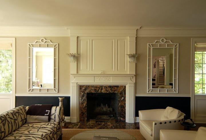 hollywood regency living room home decor design