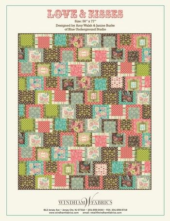 Free Quilting and Sewing Patterns - Quilting Fabric-Jojos