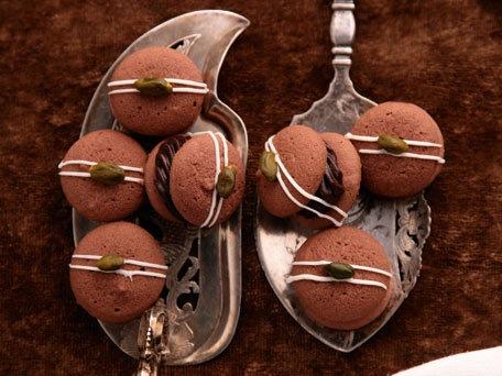 Chocolate Krapferln