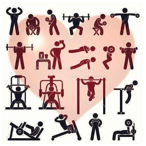 Exercises I love to do | Fitness | Pinterest