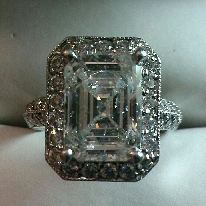 5 carat diamond engagement ring Wedding Perfection