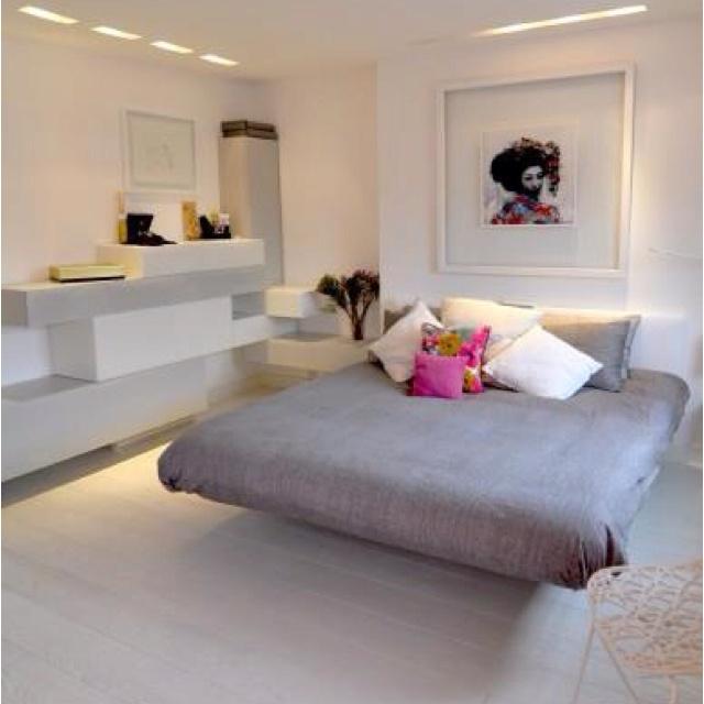 clean modern bedroom my style pinterest
