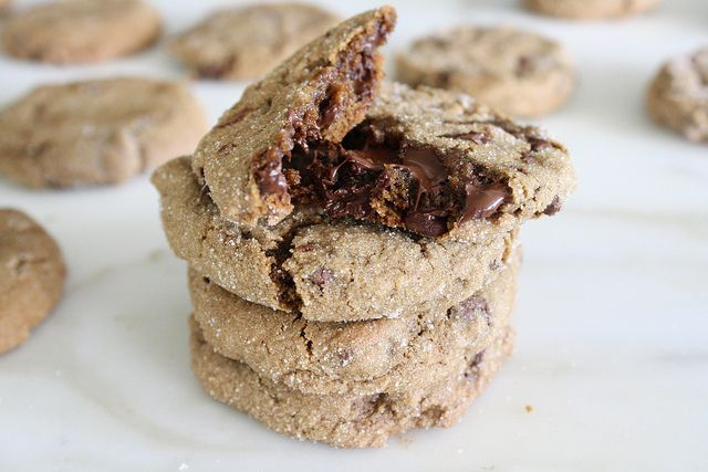 Chocolate Ginger Cookies | Heather Christo Cooks