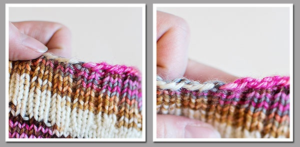 Crochet Tutorial Joining : Tutorial: Joining in the Round