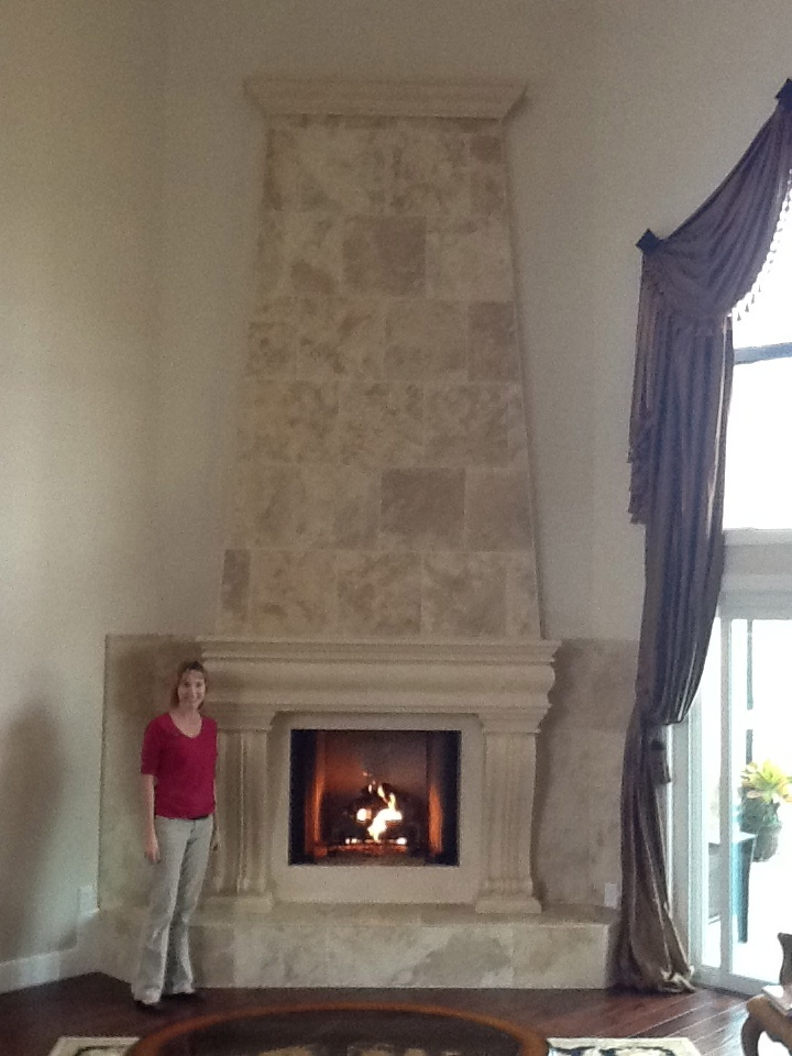 Pin By Mantels Direct Beautiful Fireplace Mantels On Real Home Remo