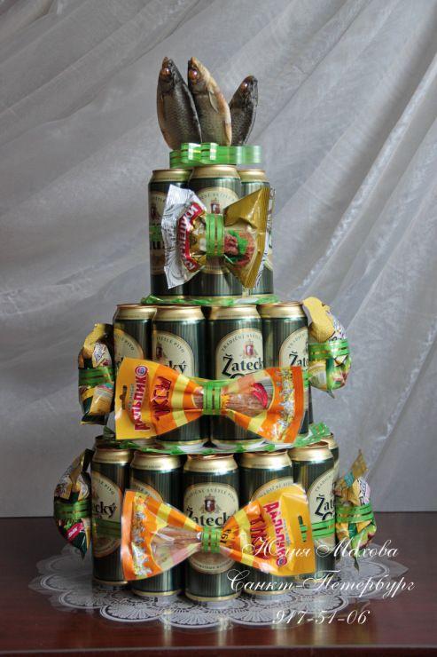 Упаковка пива для подарка 10