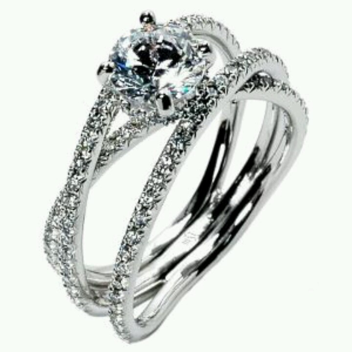 intertwined wedding rings clip pictures to pin on