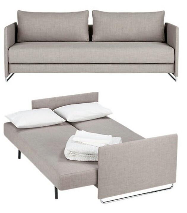 Cb2 Sleeper Sofa 28 Images Flex Gravel