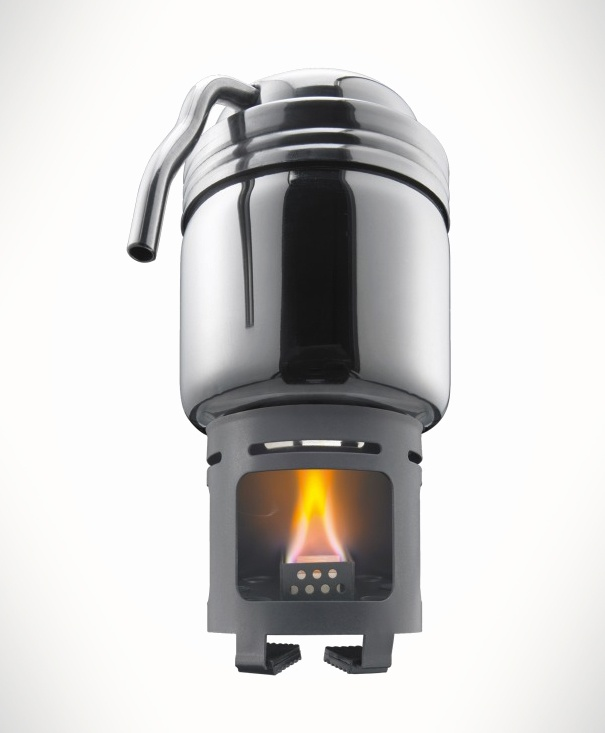 Esbit Camping Coffee Maker : ESBIT CAMPING ESPRESSO MAKER PREPPERS: Cooking Off-Grid During Powe?