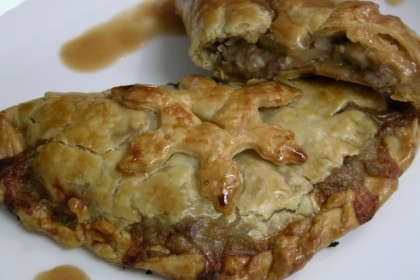 Tourtiere (Meat Pie) | Good Eats | Pinterest