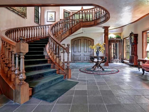 Grand Foyer In English : Rainbow point grand foyer passages fences gates
