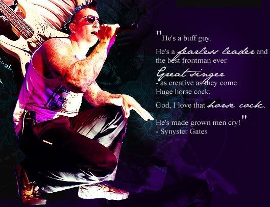Synyster Gates Quotes. QuotesGram