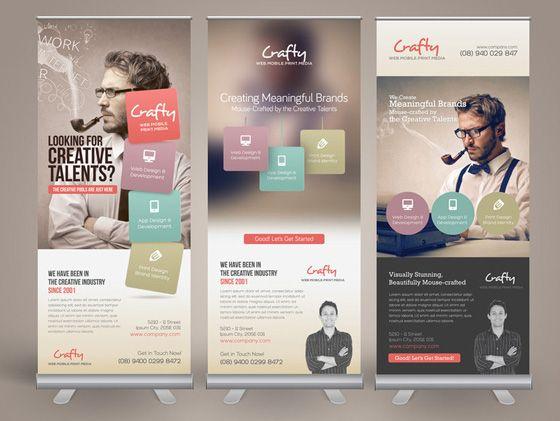 20 creative vertical banner design ideas - Banner Design Ideas
