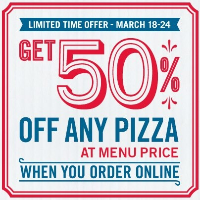 Dominos pizza coupons nl
