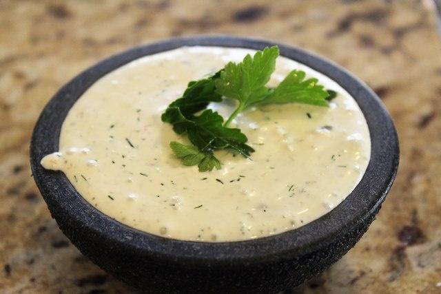 Homemade Tartar Sauce | Comfort foods | Pinterest