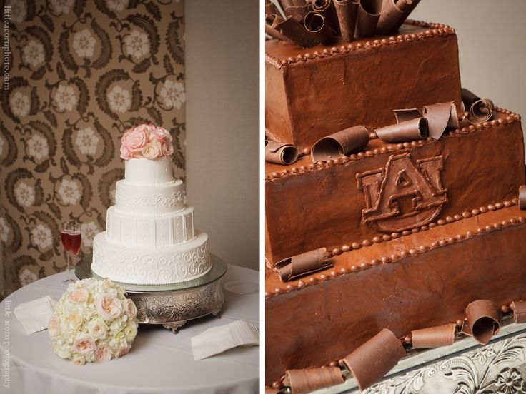 Cake Design In Montgomery Alabama : Amazing cakes from Lacie & Justin s Montgomery, AL wedding ...
