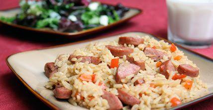Quick jambalaya | Family Meals | Pinterest