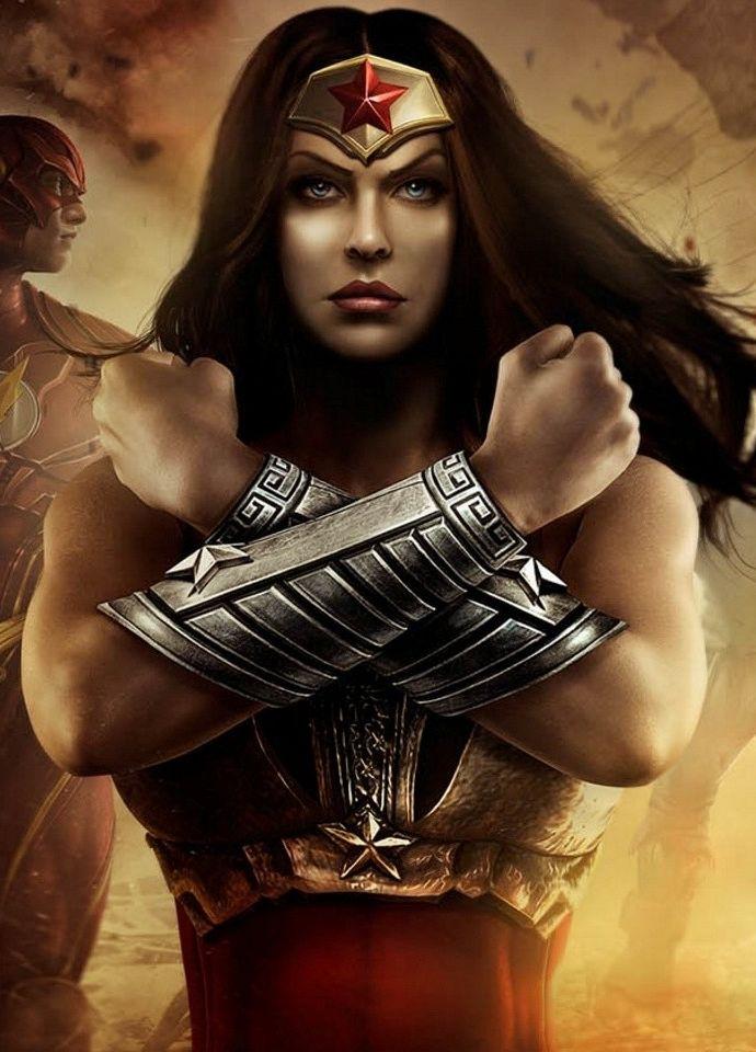 Wonder Woman. | Comics, TV shows, Fanart | Pinterest