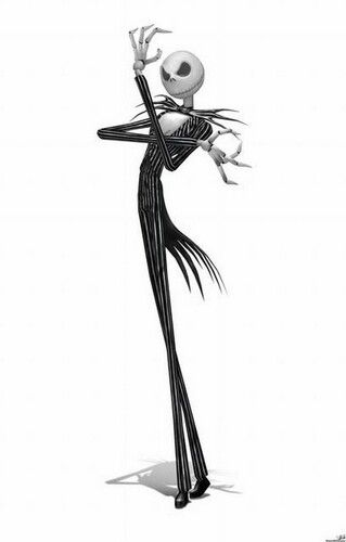 Nightmare before christmas | Jack & Sally ★ Obsession | Pinterest