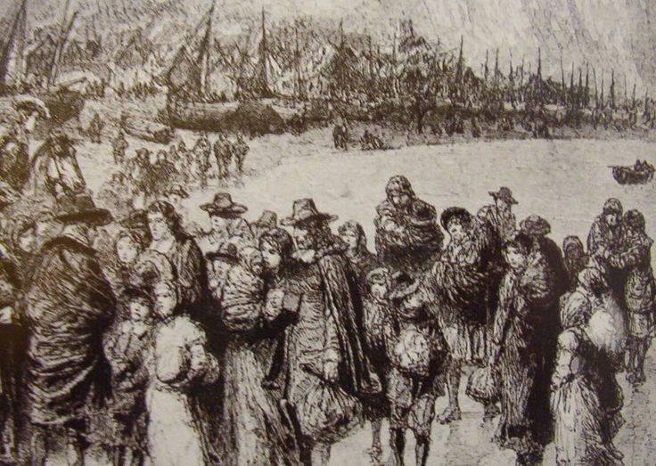 the history of the french protestant group the huguenots The huguenot refugees were a group of french protestants who were forced into   well documented in historical texts and they have often been portrayed in.