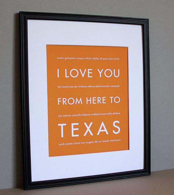 Texan decor