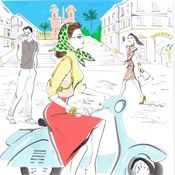 Jacqueline Bissett is an illustrator, expertized in Hand drawn and book illustrations