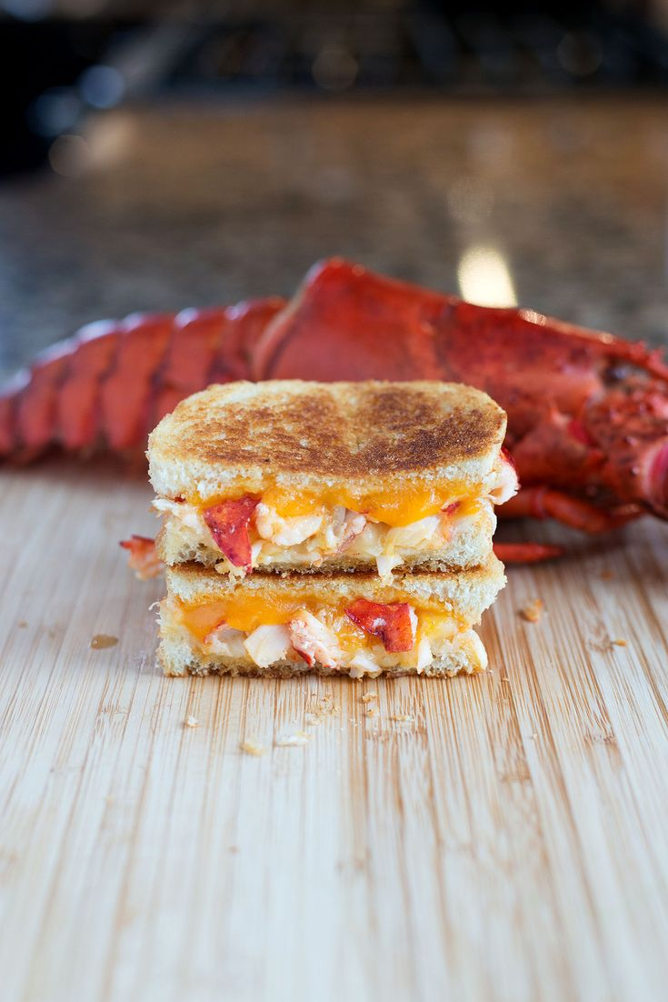 Lobster Grilled Cheese | Recipe